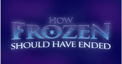 how frozen should have ended