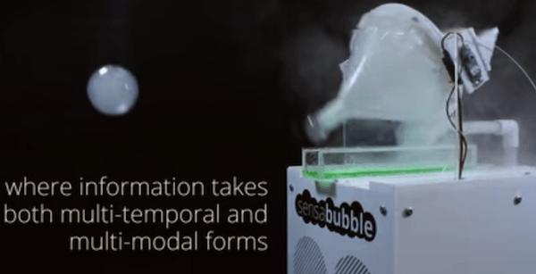 sensabubble digital scent technology