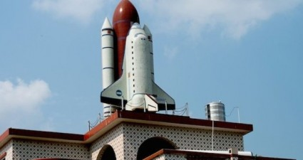 space-shuttle-replica