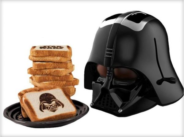 vader toaster