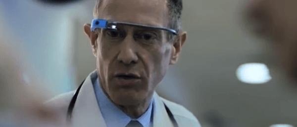 wearable intelligence google glass healthcare medicine