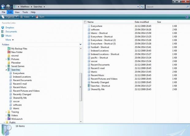 windows explorer search2