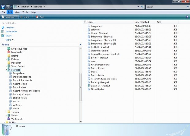 windows explorer search2