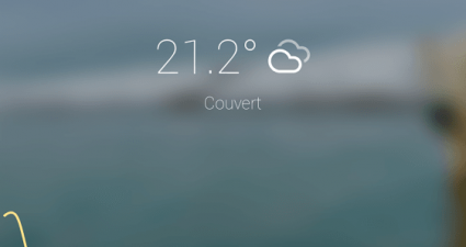 Bright Weather for Android