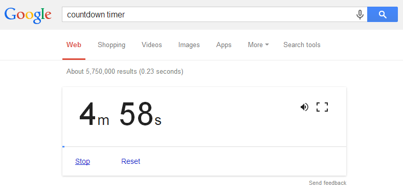 Countdown Timer Hover Card