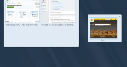 Firefox tab groups