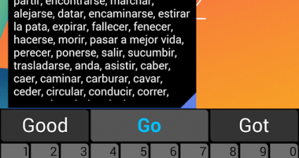 Floating Translator for Android