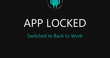 Focus Lock for Android