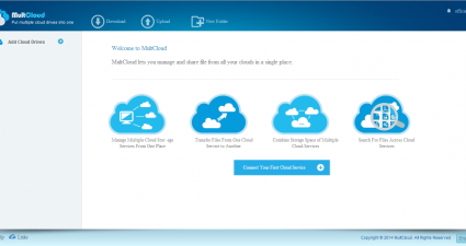 MultCloud Cloud Storage Manager