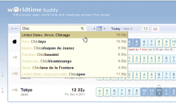 World Time Buddy Chrome Extension