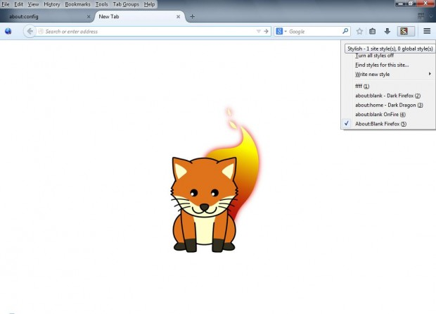firefox tab page1