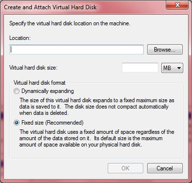virtual disk 2