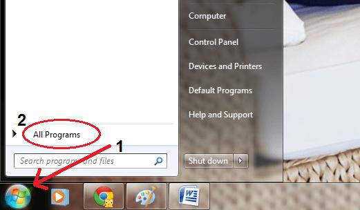 Create Chrome Incognito Shortcut Windows