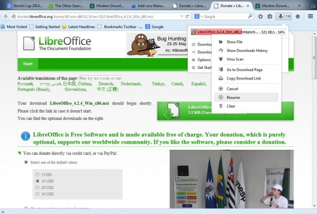 Download Manager2