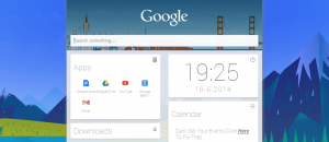 Google Now in Chrome