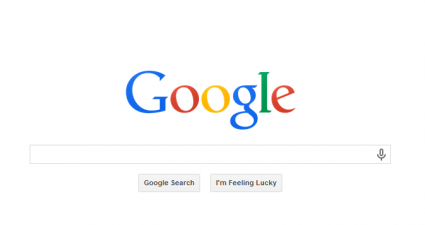 Google Search Home Page Regular