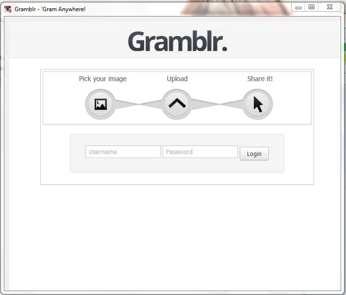 Gramblr setup3