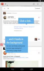 Link Bubble for Android