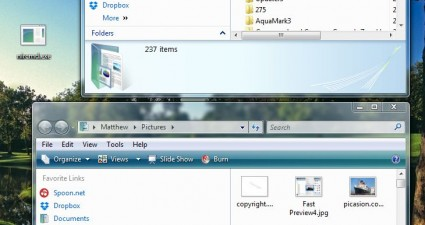 Windows explorer hotkey2