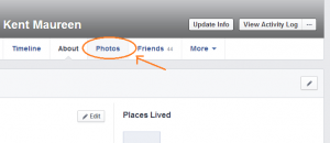delete multiple photos on fb