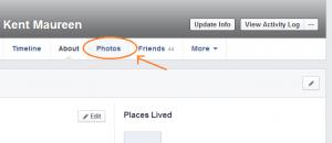 delete multiple photos on fb