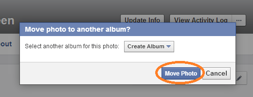 delete multiple photos on fb d
