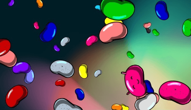 Android Jelly Bean Easter Egg