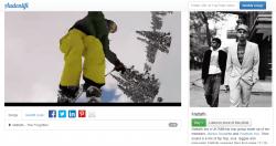 Audentifi - Shazam for YouTube