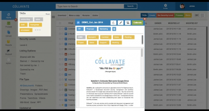 Collavate for Chrome