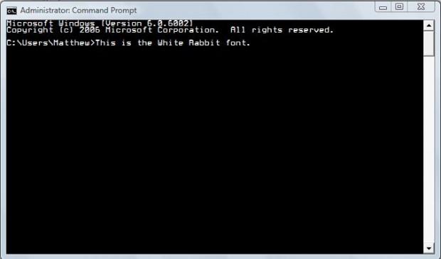 Command Prompt fonts4