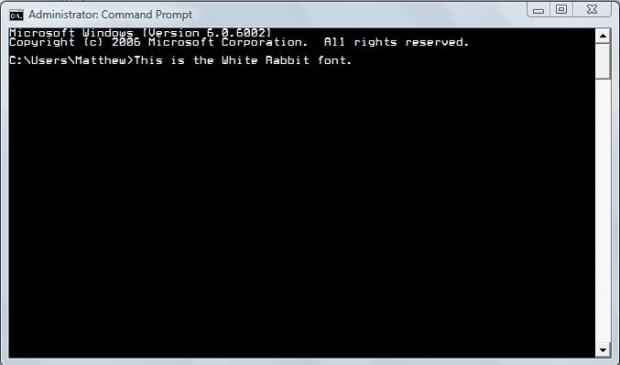 Command Prompt fonts4