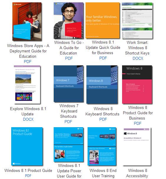 Download Free Microsoft eBooks