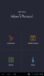 Murtastic for Android