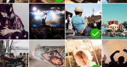 Peeki for Android Photo Lock App