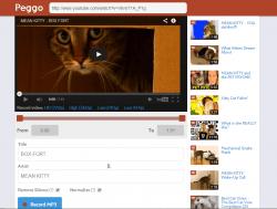 Peggo for YouTube