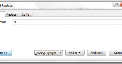 Remove all images from Word