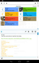 StuffMerge Message Wizard for Android