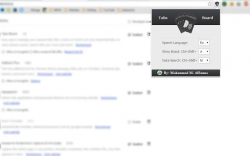 Tabs Board for Chrome Extension