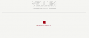 Vellum for Web