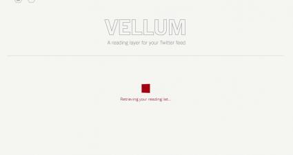 Vellum for Web