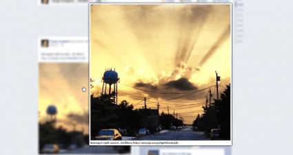 Zoom Facebook Photos on Chrome