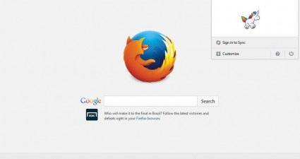 firefox easter egg