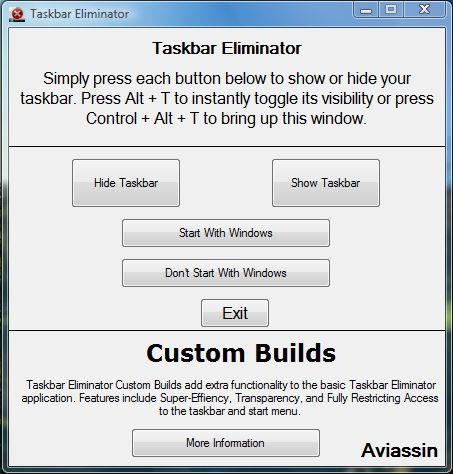 taskbar eliminator2