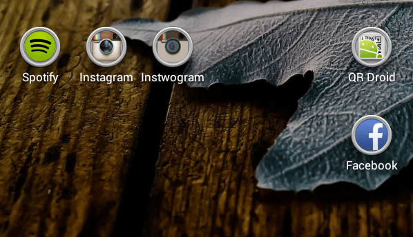 use two instagram accounts on Android b