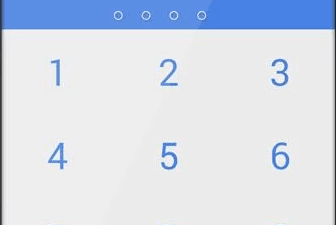 Android L app locker