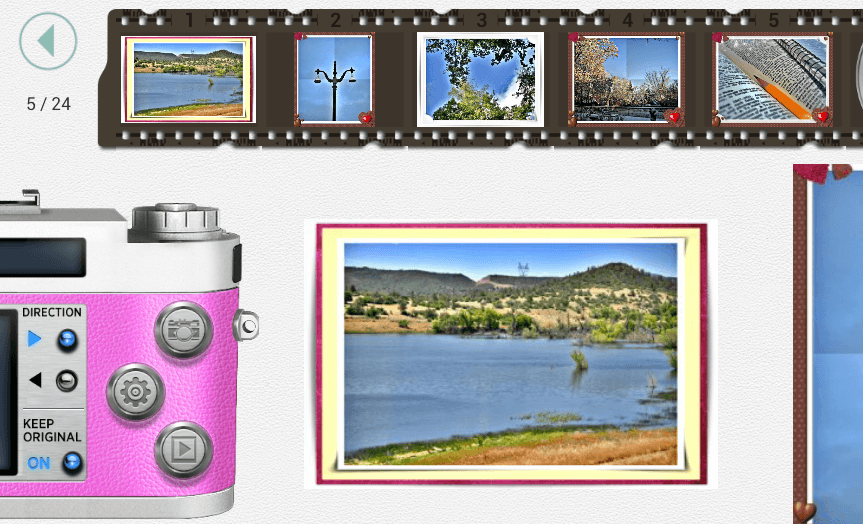 Create slideshows in Android d