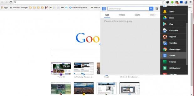 Google bar2