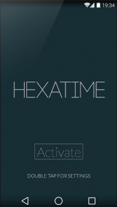 HexaTime for Android
