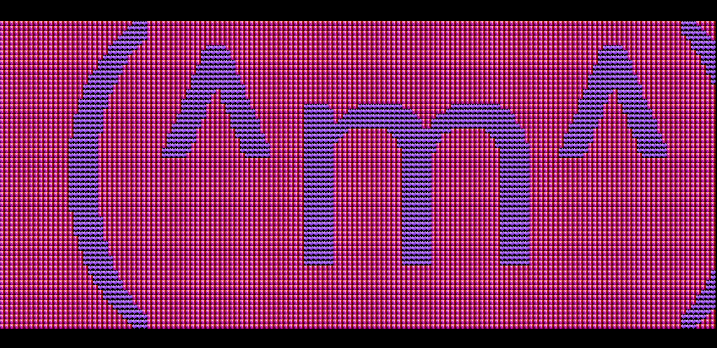 LED banner displays on Android