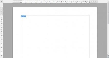 OpenOffice bar3